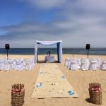 Matrimonio a orillas de la playa