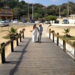 Llegada Novia Matrimonio